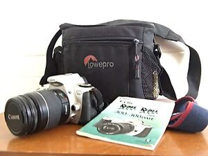 Canon EOS 300 with bag Rochedale South Brisbane South East Preview