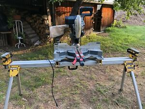 Bosch 10in. Miter saw and stand