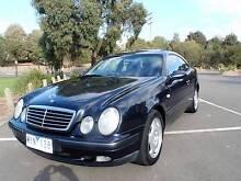IMMAC!! Mercedes-BenzCLK320,LOW KLMS,6MONTHS REG SERVICE HIST,RWC Ashwood Monash Area Preview