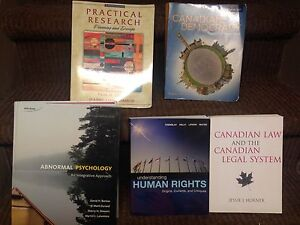 Text books  Kitchener / Waterloo Kitchener Area image 1