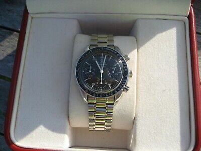 Omega Speedmaster Reduced Auto watch. UK buyers only.