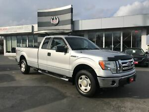 2009 Ford F-150 XLT 4X4 4.6L V8 LONG BOX
