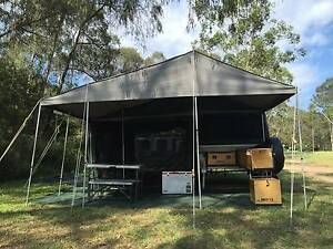 2010 Great Aussie Camper Trailer with Drifta Kitchen Asquith Hornsby Area Preview