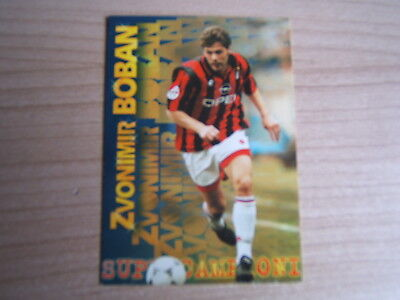 CARD/STICKER/FIGURINA=N°226 ZVONIMIR BOBAN (MILAN)=CALCIO 97 CARDS PANINI for sale  Shipping to South Africa