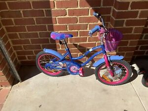 Frozen Kids bike
