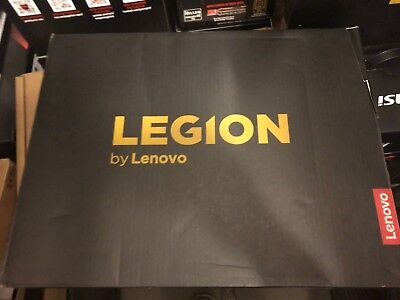"OB Lenovo Legion Y720 15.6"" Gaming Laptop  Core i7-7700HQ 8GB 256GB GTX 1060 6GB"