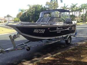 For Sale 2013 BlueFin 5.35 Bowrider Sports Victoria Point Redland Area Preview