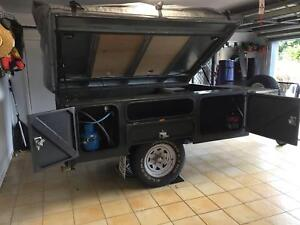 Camper Trailer Off Road great condition