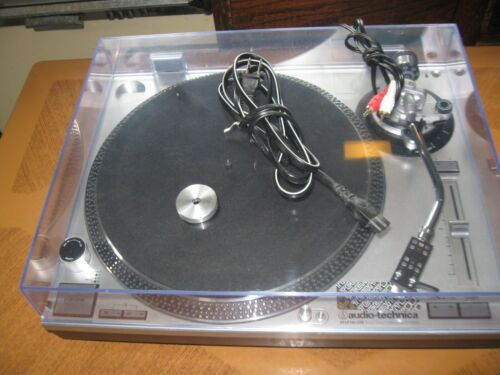 Audio-Technica AT-LP120-USB Direct Drive Turntable