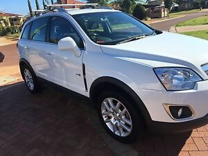 2012 Holden Captiva Wagon East Fremantle Fremantle Area Preview