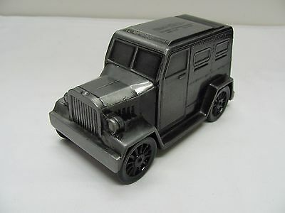 Banthrico Coin Bank of Armored Vehicle ca. 1974