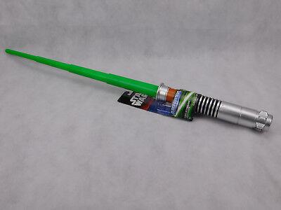Luke Skywalker Basis LASERSCHWERT grün LICHTSCHWERT Star Wars LEUCHTSCHWERT OVP