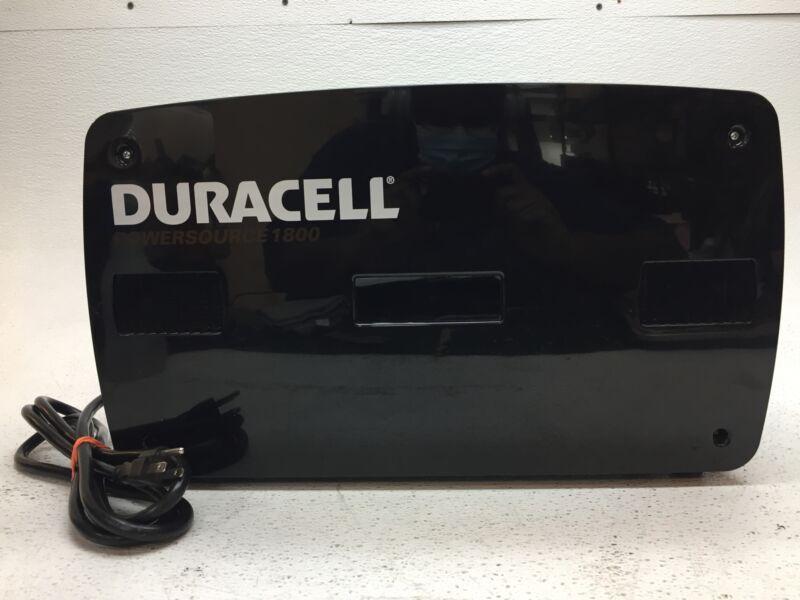 Duracell Powersource 1800 Watt Gasless Generator/Portable Power Station