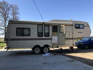 1989 27ft fifth wheel