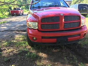 04 Dodge hemi fully loaded