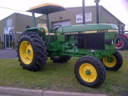 John Deere 2250 tractor,2wd,62hp Bairnsdale East Gippsland Preview