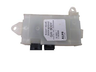 Power Door Lock Module (GM Right Power Window Door Lock Module)
