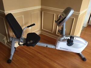 Schwinn recumbent exercise bike, top quality