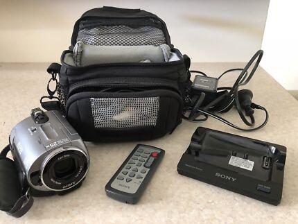 camera video cameras gumtree australia free local classifieds rh gumtree com au sony handycam dcr-sr62 manual sony dcr-sr62 driver download
