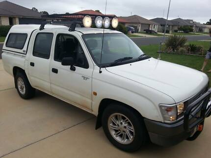 First to see will buy 1999 Toyota Hilux Ute Kingaroy South Burnett Area Preview