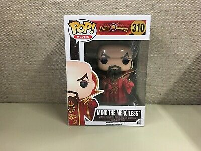 Funko Pop! Movies: Flash Gordon - Ming The Merciless in Red Robe #310 New In Box
