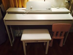 Second hand The One electrical piano for sale East Melbourne Melbourne City Preview