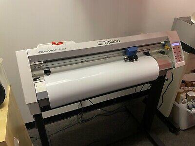 Roland Camm-1 Pro Gx-300 30 Vinyl Cutter Plotter