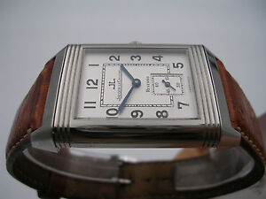 JAEGER-LE-COULTRE-REVERSO-GRANDE-TAILLE-GREATER-CHINA-MANUALE-FULL-SET-OROLOGIO