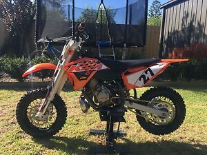 KTM 50 mini 2015 model Tootgarook Mornington Peninsula Preview