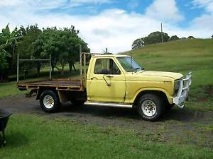 1984 FORD F250 UTE SUIT RESTO. Runs well.  F100 Lismore Lismore Area Preview