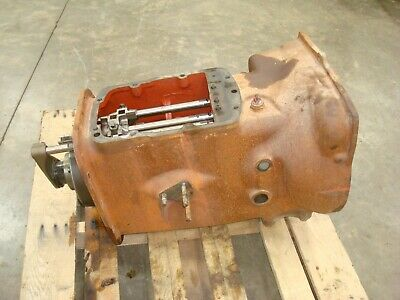 1955 Ferguson To-35 Gas Tractor Transmission Assembly