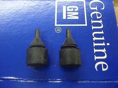 2 - GAS FUEL DOOR LID RUBBER BUMPER CHEVY S10 TRUCK SILVERADO TAHOE SUBURBAN  (Chevrolet S10 Truck Parts)