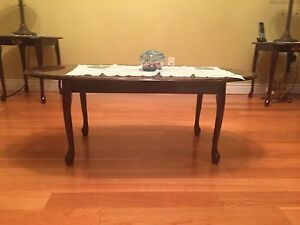 Coffee and End Table Set (3 pieces)
