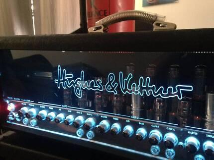 Hughes & Kettner TriAmp MK II 100W Tube Amp Head West Hobart Hobart City Preview