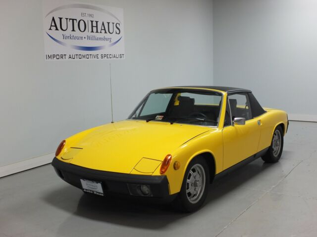 Imagen 1 de Porsche 914  yellow