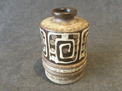 Retro Mid-century West German Ceramic Vase