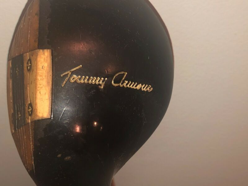 Tommy Armour 653 Vintage Driver / 3 Wood