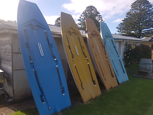 Sail Boat Hulls Port Fairy Moyne Area Preview
