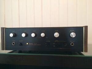 Amplificateur integre Sansui AU-101