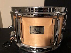 "Pearl Maple Shell 10"" Popcorn Snare"