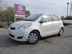 2009 Toyota YARIS LE CLEAN CAR PROOF MANUAL VERY GOOD CONDITION