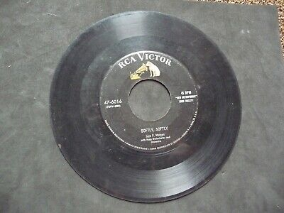 "1955 Jaye P Morgan - Danger! Heartbreak Ahead 7"" 45 FREE SHIPPING VG"