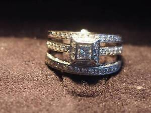 Diamond Rings in White Gold - Engagement, Wedding and Eternity Mudgee Mudgee Area Preview