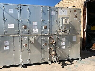 Trane M Series Climate Changer Air Handler Model Mccb021ua0a0ua