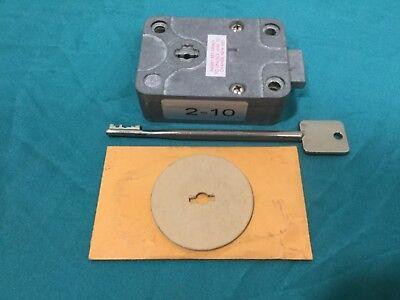 Sargent Greenleaf Key Op Safe Lock W Key - St6805005 - Locksmith