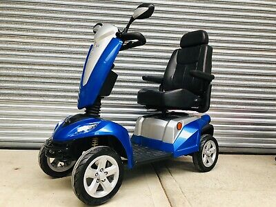 Kymco Maxer Large Size Mobility Scooter Road Legal All Terrain 8mph inc Warranty