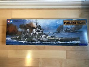Tamiya 78011 1:350 British Battleship Prince of Wales