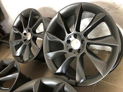 Lorinser RS8 Felgen 9 + 10 x 20 Mercedes W220 C215 W221 C216 R230 C219 W140 AMG, gebraucht gebraucht kaufen  Stralsund