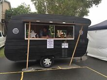 Food Van / Truck - (converted caravan) Broadbeach Gold Coast City Preview
