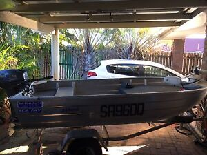 3.5m boat Burpengary Caboolture Area Preview